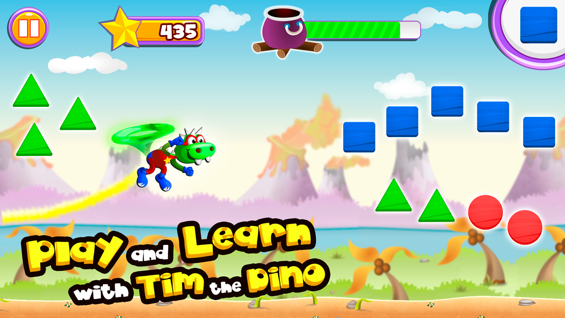 Play and Learn with Dino TIM